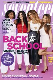 Fifth Harmony - Seventeen Magazine Cover Pages - September/October 2017