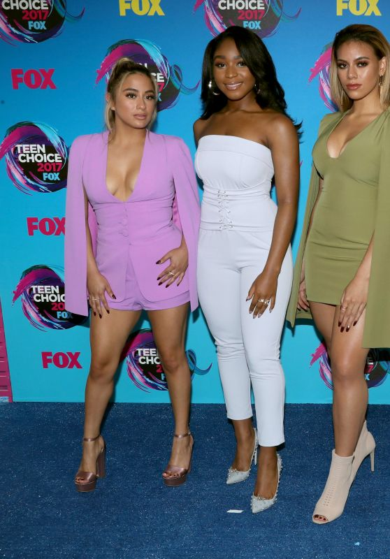 Fifth Harmony – Teen Choice Awards in Los Angeles 08/13/2017
