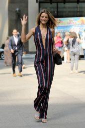 Flavia Lucini – Victoria's Secret Fashion Show Casting in NYC 08/21/2017