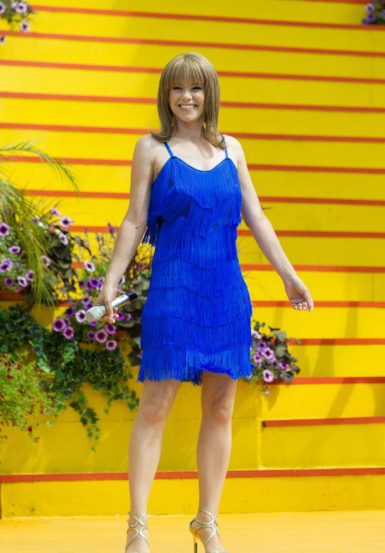 Francine Jordi - Immer wieder Sonntags, Europapark, Rust 07/30/2017