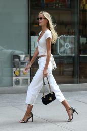Frida Aasen – Fittings for the Victoria Secret Fashion Show in NYC 08/26/2017