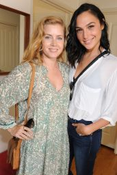 Gal Gadot and Amy Adams – InStyle Magazines Day of Indulgence in Los Angeles 08/13/2017
