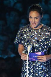 Gal Gadot – MTV Video Music Awards in Los Angeles 08/27/2017