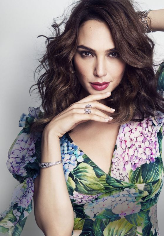 Gal Gadot - Photoshoot for Marie Claire (2017)