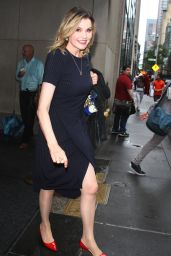 Geena Davis - Leaves NBC