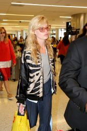 Georgia May Jagger - Arriving at LAX in LA 08/14/2017