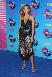 Georgie Flores – Teen Choice Awards in Los Angeles 08/13/2017