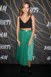 Georgie Flores – Variety Power of Young Hollywood in LA 08/08/2017