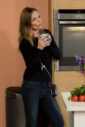 Geri Halliwell - This Morning TV show in London 08/25/2017