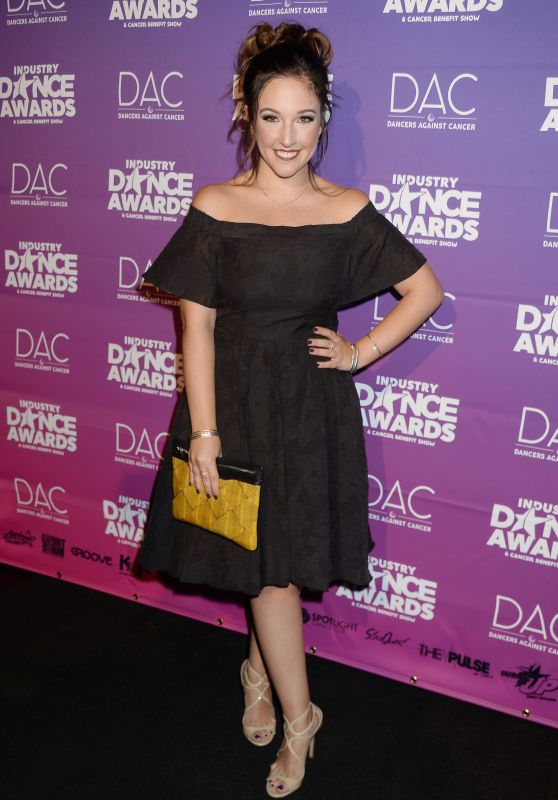 Gianna Martello - Industry Dance Awards in Hollywood 08/16/2017