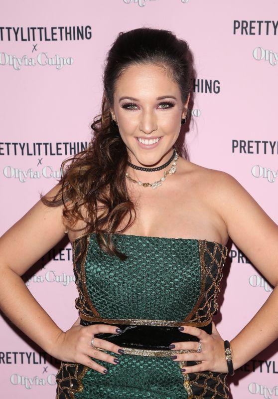 Gianna Martello – PrettyLittleThing x Olivia Culpo Collection Launch in LA 08/17/2017