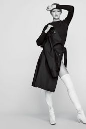 Gigi Hadid - Autumn/Winter 2017 Campaign Photoshoot