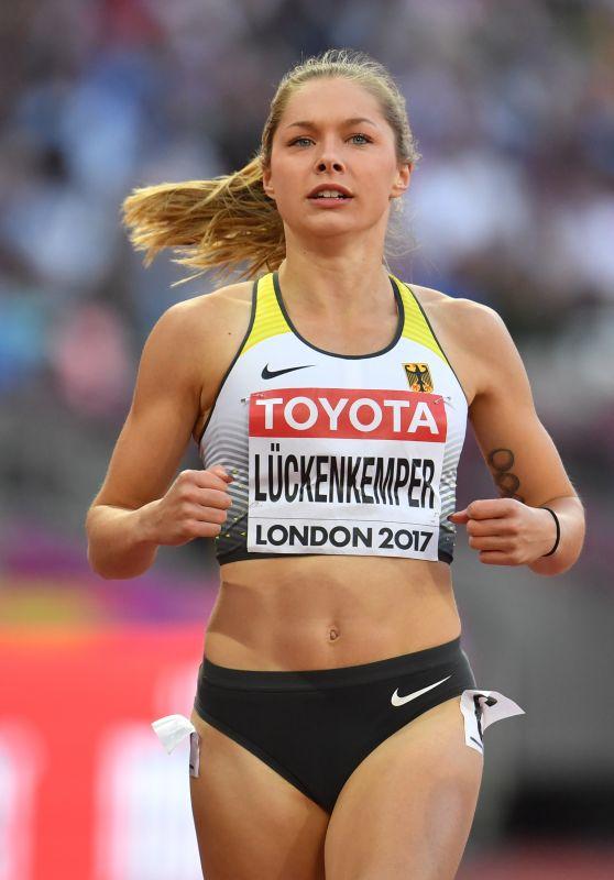 Gina Lückenkemper - Women