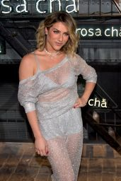 Giovanna Ewbank - Rosa Cha Summer Collection Lauch Event in Sao Paulo 08/16/2017