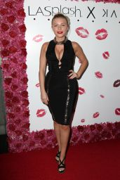 Grace Valerie – Launch Party for Karina Smirnoff Make Up Collection in Beverly Hills 08/21/2017
