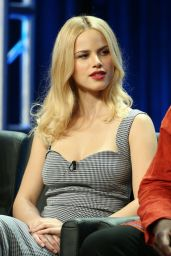 """Halston Sage - FOX """"The Orville"""" TV Show Panel in Los Angeles 08/08/2017"""
