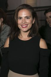 "Hayley Atwell - ""Against"" Press Night After Party in London 08/18/2017"