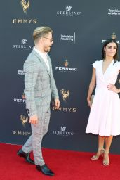 Hayley Erbert – Television Academys Choreography Celebration in LA 08/27/2017