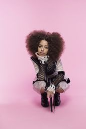 Hayley Law - Photographed for Georgie Magazine 08/28/2017