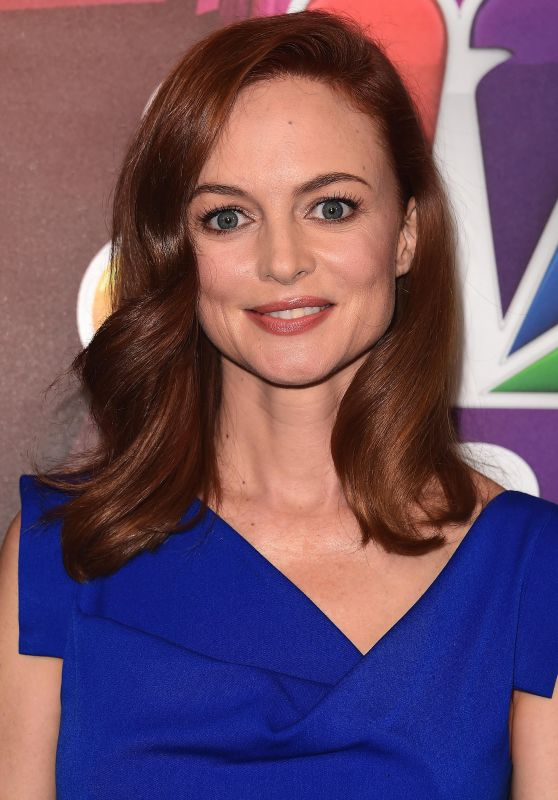 Heather Graham – NBC Summer TCA Press Tour in Beverly Hills 08/03/2017