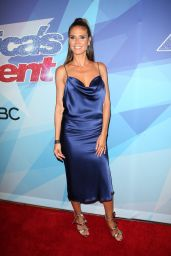 "Heidi Klum - ""America's Got Talent"" Season 12 Live Show in Hollywood"