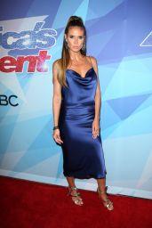 "Heidi Klum - ""America's Got Talent"" Season 12 Live Show in Hollywood"