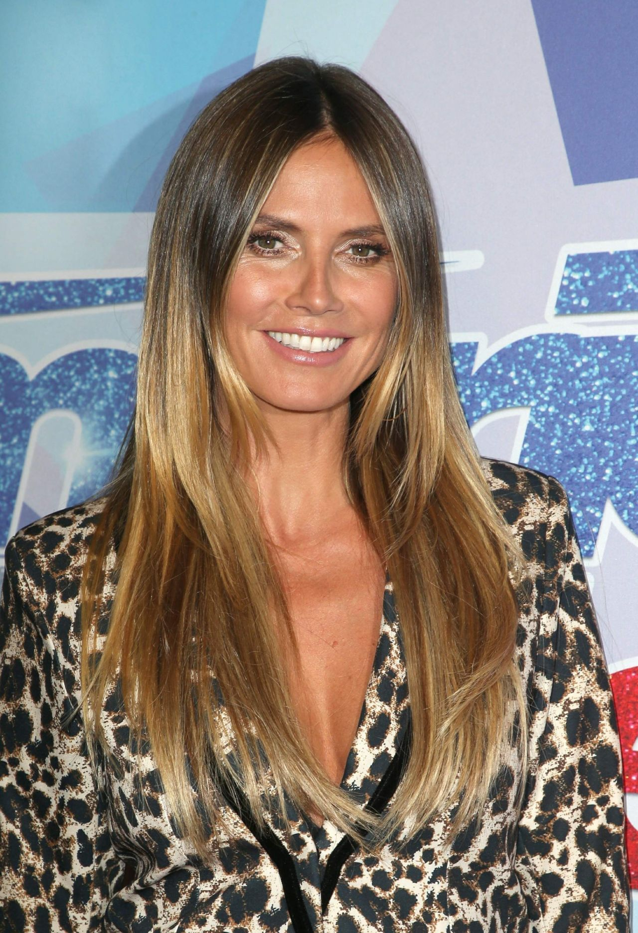 Heidi Klum America S Got Talent Season 12 Post Show In
