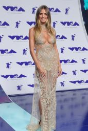 Heidi Klum - MTV Video Music Awards in Los Angeles 08/27/2017