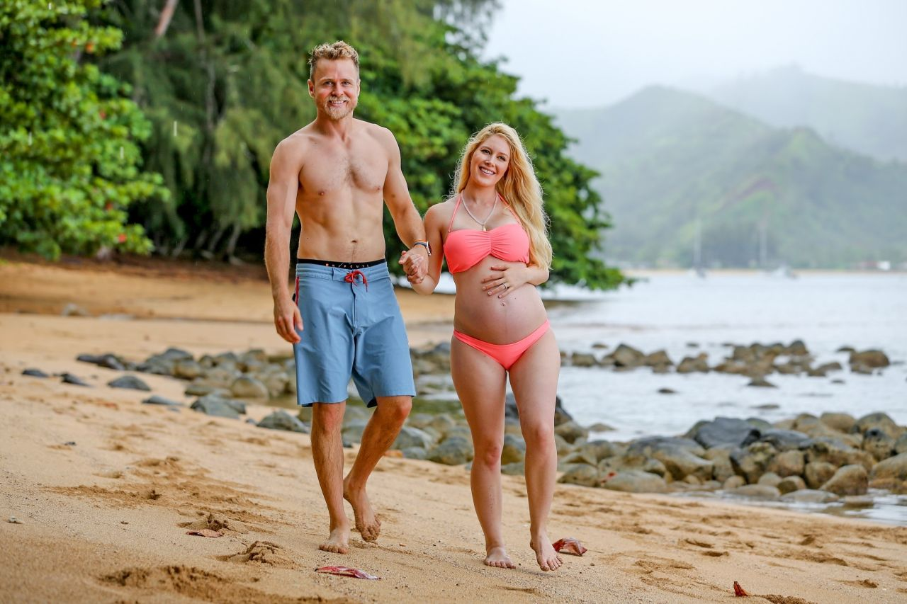 Heidi Montag and Spencer Pratt - Hawaii 08/09/2017
