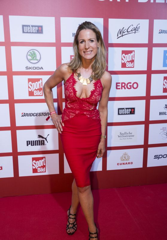 Heike Rust – SPORT BILD Award 2017 in Hamburg