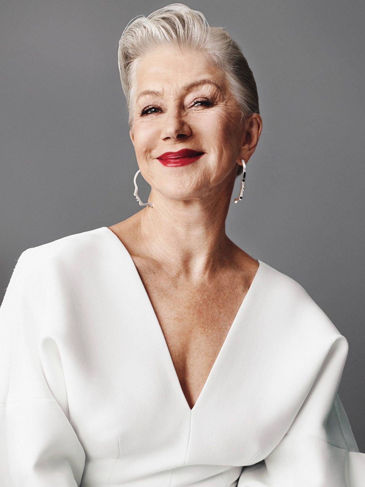 Helen Mirren - Allure Magazine Cover and Photos, September ...
