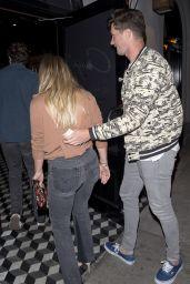 Hilary Duff - Dinner at Craig