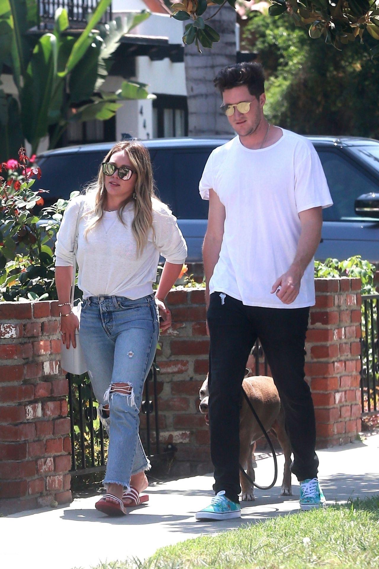 Hilary duff and boyfriend 2014