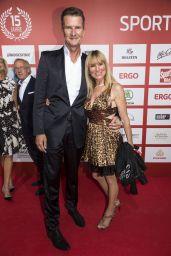 Ilona Gross – SPORT BILD Award 2017 in Hamburg