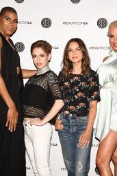 Ingrid Nilsen – Beautycon Festival in Los Angeles 08/13/2017