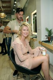 Ireland Baldwin - Biolage R.A.W. Styling Experience in NY 08/16/2017
