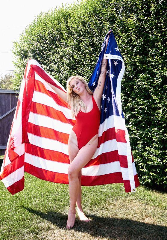 Ireland Baldwin Photoshoot - Swimsuits For All