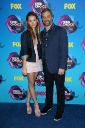 Iris Apatow – Teen Choice Awards in Los Angeles 08/13/2017