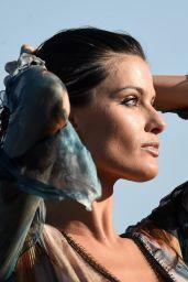Isabeli Fontana - 74th Venice Film Festival Photocall, Italy 08/29/2017