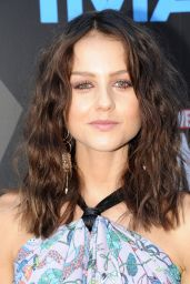 """Isabelle Cornish – """"Marvel's Inhumans – The First Chapter"""" Premiere in Universal City 08/28/2017"""