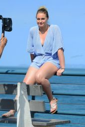 Iskra Lawrence in Bikini - Photoshoot For Her Website (Part Two) 08/15/2017