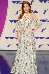 Ivana Baquero – MTV Video Music Awards in Los Angeles 08/27/2017