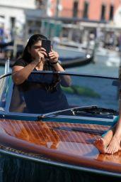 Izabel Goulart - 2017 Venice International Film Festival, Italy 08/30/2017
