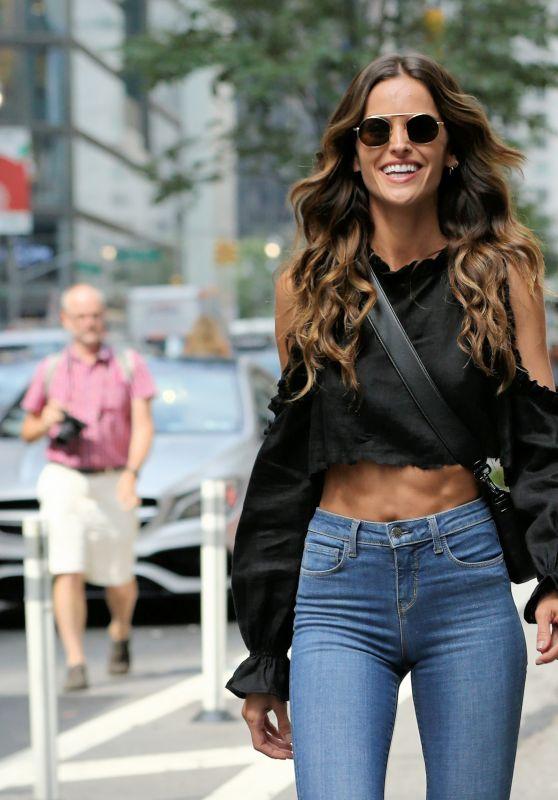 Izabel Goulart – Victoria's Secret Fashion Show Casting in NYC 08/21/2017