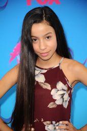 Izabella Alvarez – Teen Choice Awards in Los Angeles 08/13/2017