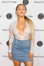 Jade Kendle – Beautycon Festival in Los Angeles 08/13/2017