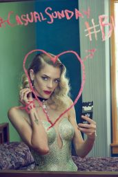 Jaime King - Galore Magazine September 2017 Issue