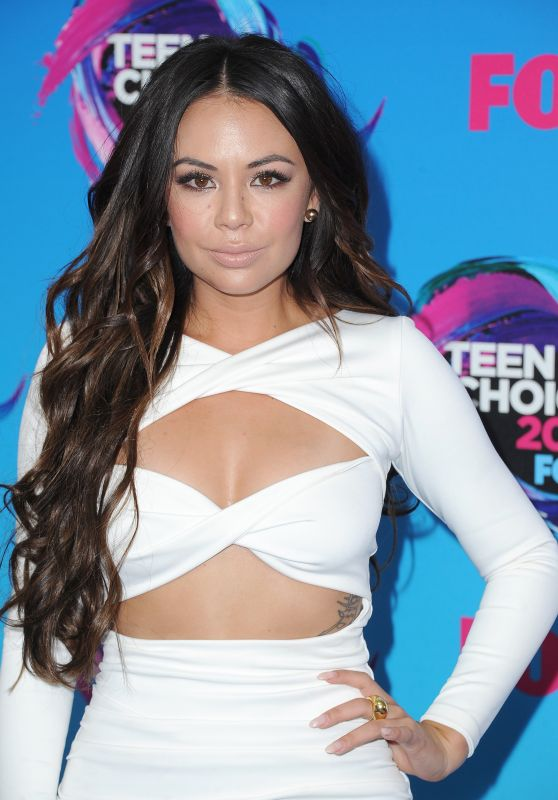 Janel Parrish – Teen Choice Awards in Los Angeles 08/13/2017