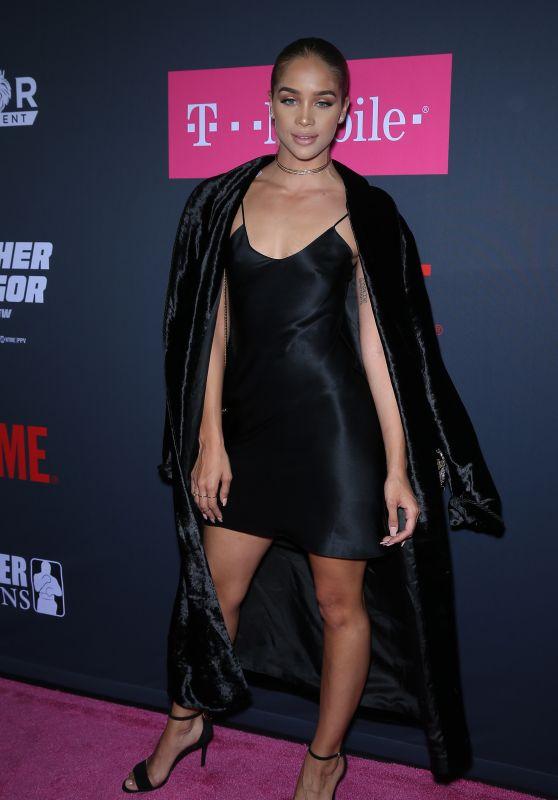 Jasmine Sanders – Mayweather vs McGregor Pre-Fight VIP Red Carpet in Las Vegas 08/26/2017