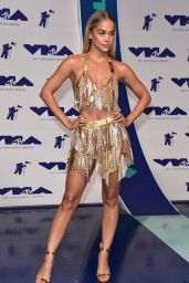 Jasmine Sanders – MTV Video Music Awards in Los Angeles 08/27/2017
